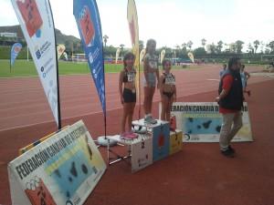Campeonato de Invierno de Menores-Atle. 22-11-2014 Arona_ Las amnricas .