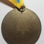 XXXV Juego Escolares de Atletismo 27-28 Mayo de 2017 en Arona  Oro-Campeona de Canarias, triple salto Lucia Curbelo Barroso-