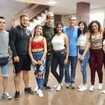 Campeonato Cadete y Juvenil aire libre y combinadas 10-11- junio 2017- Hotel Faycan- Las Pâlmas de Gran Canaria noche viernes 9-06-2017 a cenar.