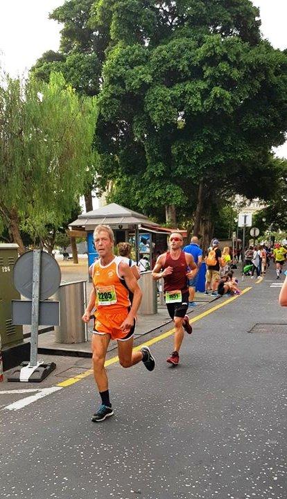 Maraton, Media Maraton y 8 km. Santa Cruz Tenerife 122-11-2017 .-