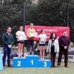 Hermigua Campeonato. Insular cross 27-01-2018