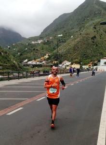 Campeonato de Canarias de Trail Hermigua-La Gomera 25-03-2018.-