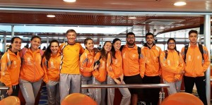 Rumbo a Santa Cruz Tincer- 21-04-2018- XXIV Liga Canaria de clubes.