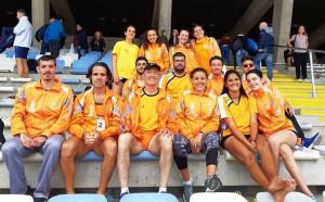Tincer XXIV Liga Canaria Clubes 21 04 2018