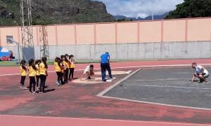 XV Campeonato Isulara de atletismo 2018