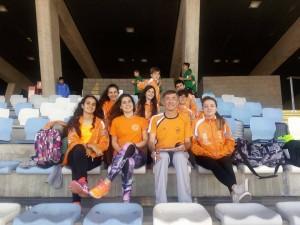 Campeonato Canarias Cadetes Juveniles y por clubes 12 y 13 Mayo 2018. Lucy oro en jabalina 34.88 m.