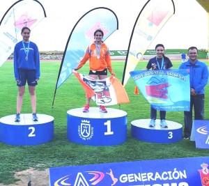 Campeonato Canarias Cadetes Juveniles y por clubes 12 y 13 Mayo 2018.Lucy oro en triple 11,29m