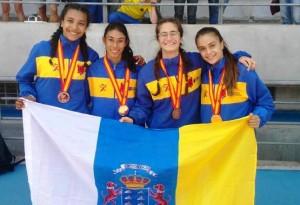 Campeonato de Esaña SUB-16 Juegos Escolares 2017-2018.. el 16 y 17 de Junio de 2018 en Aviles-Asturias