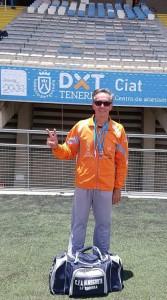 Decatlon 16 17 Junio de 2018 Tincer Tenerife Campeon de Canarias m 60