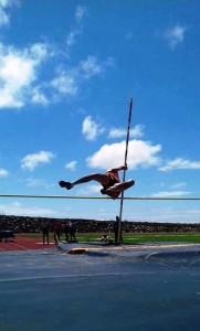 Decatlon 16 17 Junio de 2018 Tincer Tenerife Campeon de Canarias m 60..