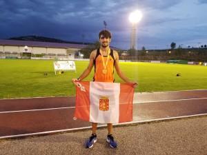 Julián-Sánchez-Pinto campeonato España Sub-23  8-07-2018 Soria