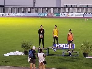 Julián-Sánchez-Pinto campeonato España Sub-23  8-07-2018 Soria podium-julian