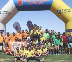 Sub-campeones-de-La-XXIV-Liga-Canaria-de-Atletismo-2017-2018-de-2ª-Categoría.-7-07-2018-