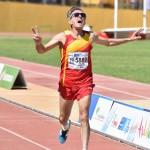 Campeonato del Mundo Master- en Malaga 4-16-09-2018 -M-60 en 1.500 ml. llego a meta 1º de esa prueba del decatlon