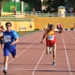 Campeonato del Mundo Master- en Malaga 4-16-09-2018 -M-60 en 100 m. del decatlon