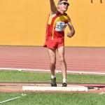 Campeonato del Mundo Master- en Malaga 4-16-09-2018 -M-60 en lanzamiento de peso del decatlon