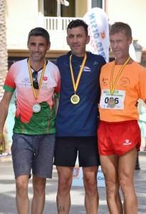 La prueba se celebró el pasado domingo y contó con la participación de más de setenta corredores Puntallana 2018