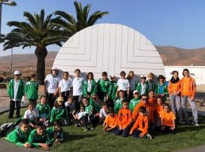 foto grupo hierro-la gomera - fuerteventura 24-02-2019
