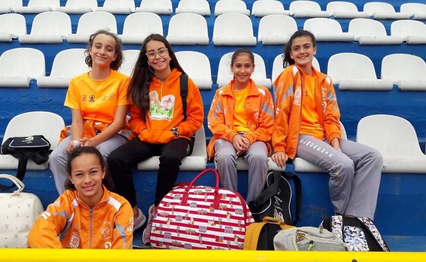 Campeonato de Infantiles 18 de Mayo'19 en Las Palmas