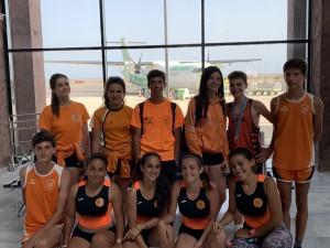Camponato cadete Juvenil 1 y 2 junio 2019 -Cadetes y juveniles.
